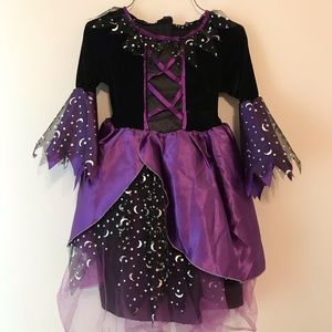 Witch costume 4/5